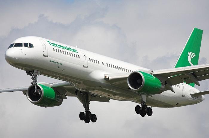 avion turkrmenistan airlines